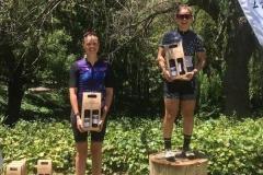 Racing Women Podium
