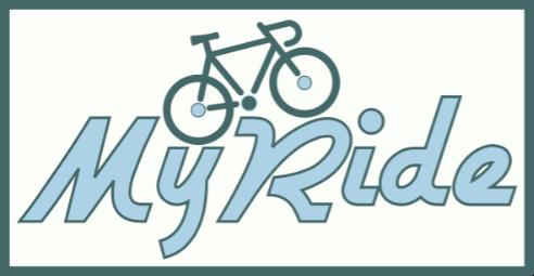 MyRide BlueFrame Logo
